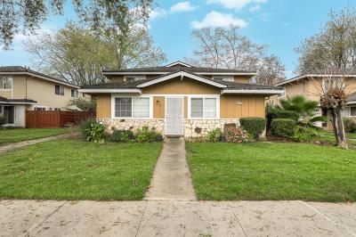San Jose Condo/Townhouse For Sale: 5657 Calmor Avenue #1
