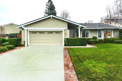 Santa Clara County Single Family Home For Sale: 6264 Tweedholm Court