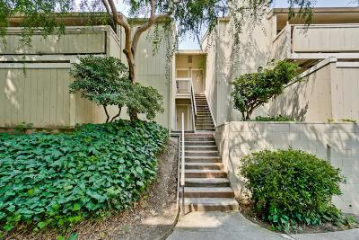 Santa Clara Condo/Townhouse For Sale: 978 Kiely Boulevard #G