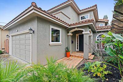 San Mateo County Single Family Home For Sale: 2115 Adeline Drive