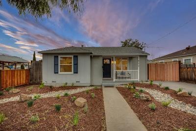Sunnyvale Single Family Home Pending Show For Backups: 850 Muender Avenue