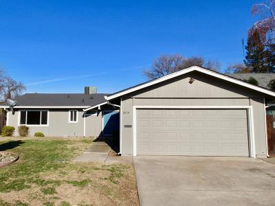 Stockton Single Family Home Pending Show For Backups: 8434 Roxburgh Way