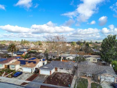 San Jose Single Family Home For Sale: 655 Cayuga Drive