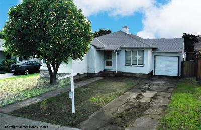 San Jose Single Family Home For Sale: 1223 Forrestal Avenue