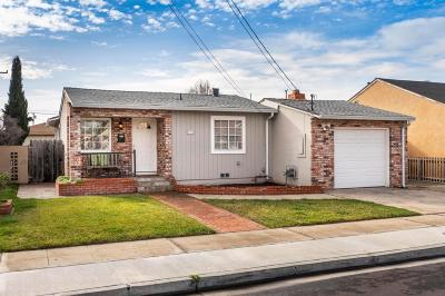 Hayward Single Family Home For Sale: 1158 Inglewood Street