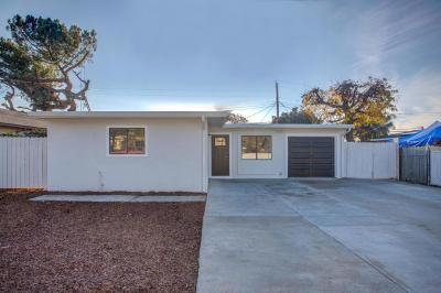 San Jose Single Family Home For Sale: 10211 Regan