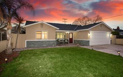 San Jose Single Family Home For Sale: 2798 Custer Drive