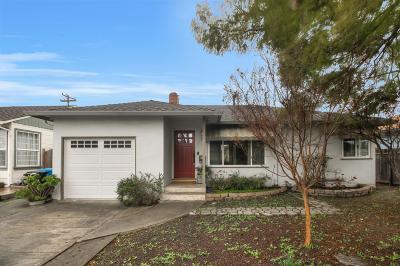Santa Clara Single Family Home For Sale: 756 Armanini Avenue