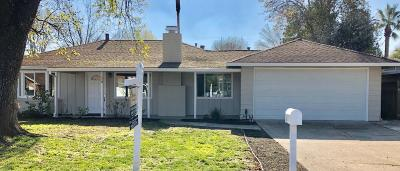Pleasant Hill CA Single Family Home For Sale: $748,000