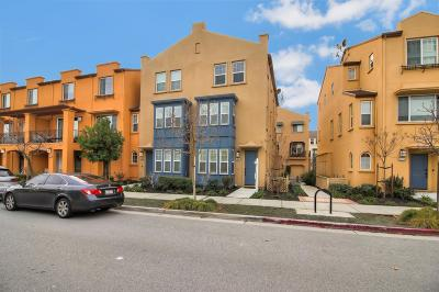 San Mateo Condo/Townhouse For Sale: 2882 Baze Road