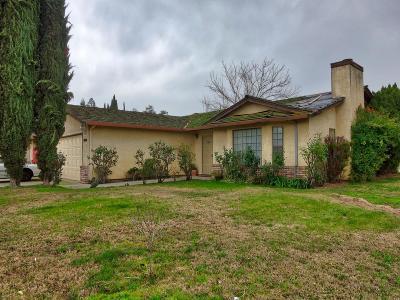 Turlock Single Family Home For Sale: 1100 Georgetown Avenue