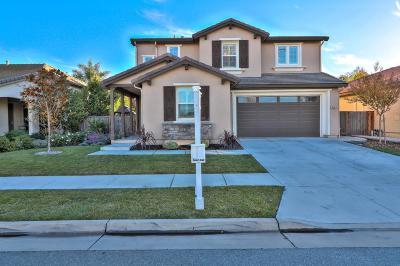 Gilroy Single Family Home For Sale: 1500 Cielo Vista Lane
