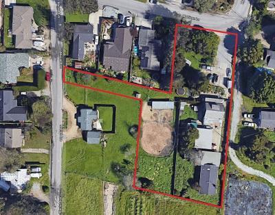 Santa Cruz Residential Lots & Land For Sale: 2526 Mattison Lane