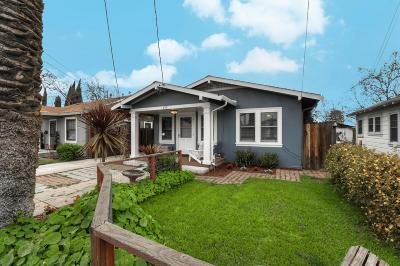 San Jose Single Family Home For Sale: 475 Autumn Court