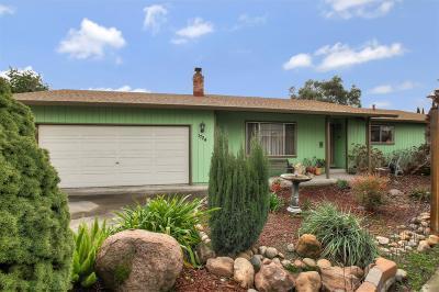 Martinez Single Family Home Pending Show For Backups: 1724 Teakwood Drive