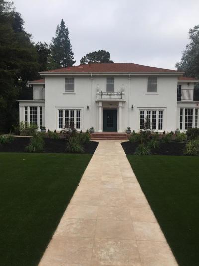Palo Alto Single Family Home For Sale: 939 University Avenue