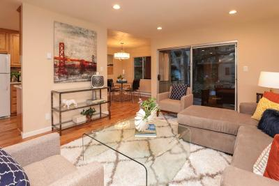 Mountain View Condo/Townhouse For Sale: 505 Cypress Point Drive #101