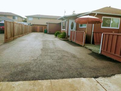 Hayward Multi Family Home For Sale: 26623 Tyrrell Avenue
