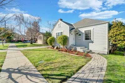 Burlingame Single Family Home For Sale: 1118 Marquita Avenue