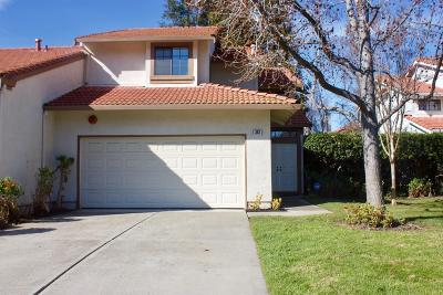 Livermore Condo/Townhouse Pending Show For Backups: 393 Marie Common