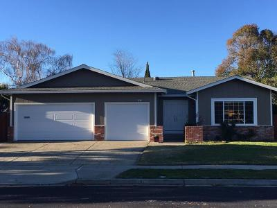 Pleasanton Single Family Home Pending Show For Backups: 3973 W Las Positas Boulevard