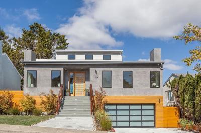 Millbrae Single Family Home For Sale: 1364 Vista Grande