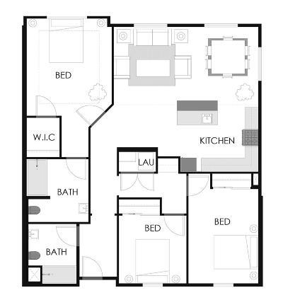 Santa Clara Condo/Townhouse For Sale: 1048 Monroe Street #312
