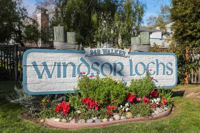 Mountain View Condo/Townhouse For Sale: 248 Walker Drive #22