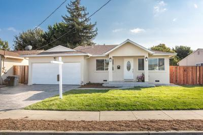 Fremont Single Family Home Pending Show For Backups: 36233 Pizarro Drive