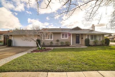 San Jose Single Family Home For Sale: 1396 Cordelia Avenue