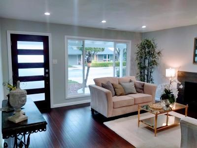 San Mateo Single Family Home Pending Show For Backups: 3948 Regan Drive
