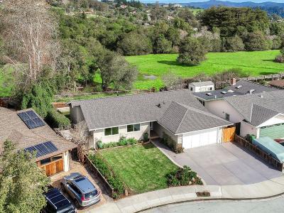 Santa Cruz Single Family Home For Sale: 643 Cabrillo Avenue