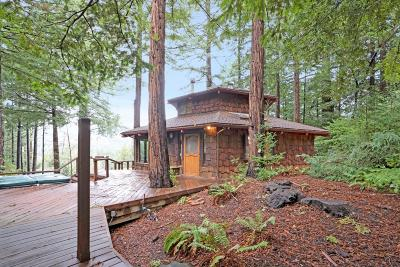 Los Gatos Single Family Home Pending Show For Backups: 13083 Bell Road