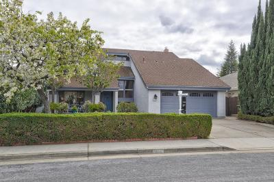 San Jose CA Single Family Home Pending: $1,398,000