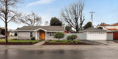 Palo Alto Single Family Home For Sale: 3355 Vernon Terrace