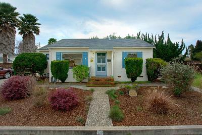Santa Cruz Single Family Home For Sale: 139 Acadia Avenue