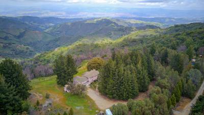 Los Gatos Single Family Home For Sale: 30555 Loma Chiquita Road