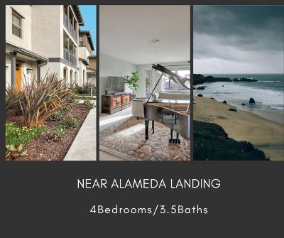 Alameda Condo/Townhouse For Sale: 493 Mitchell Avenue