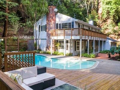 Los Gatos Single Family Home For Sale: 23558 Sky View Terrace