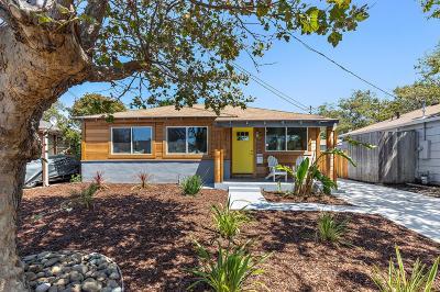 Millbrae Single Family Home For Sale: 306 Cuardo Avenue