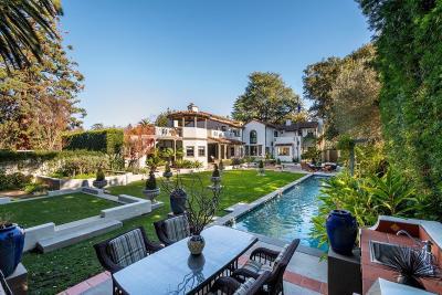 Palo Alto Single Family Home For Sale: 1039 University Avenue