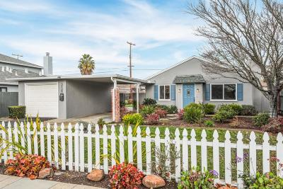 Palo Alto Single Family Home For Sale: 3125 Greer Road