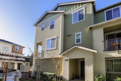 Milpitas Condo/Townhouse For Sale: 1473 Coyote Creek Way