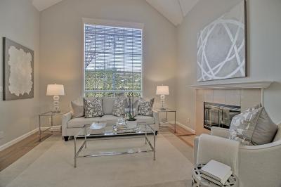 Mountain View Single Family Home For Sale: 1106 Boranda Avenue