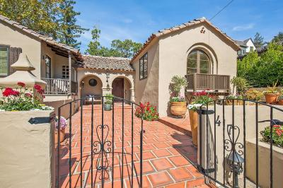 San Mateo Single Family Home For Sale: 417 Las Sombras Court