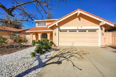 Milpitas Single Family Home For Sale: 49 Sudbury Drive