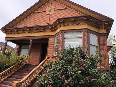 Santa Cruz Multi Family Home Pending Show For Backups: 801 River Street