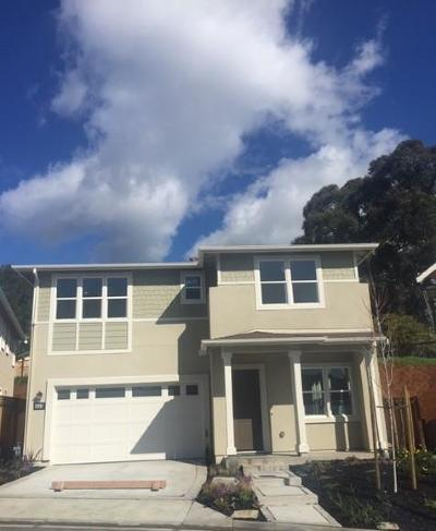Castro Valley Single Family Home Pending Show For Backups: 4843 Roberts Court