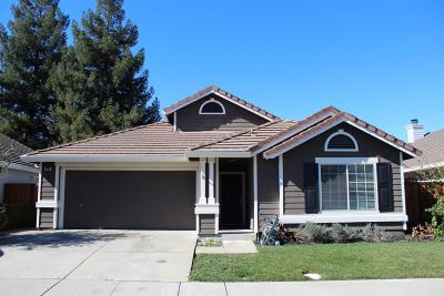Pleasanton Single Family Home For Sale: 234 Trenton Circle
