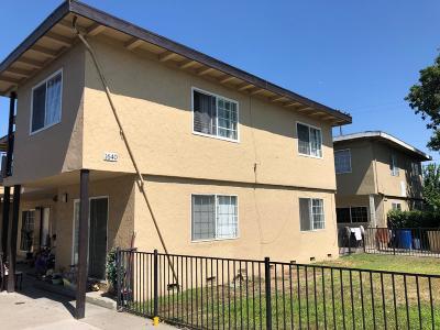 San Jose Multi Family Home For Sale: 1640 Crucero Drive